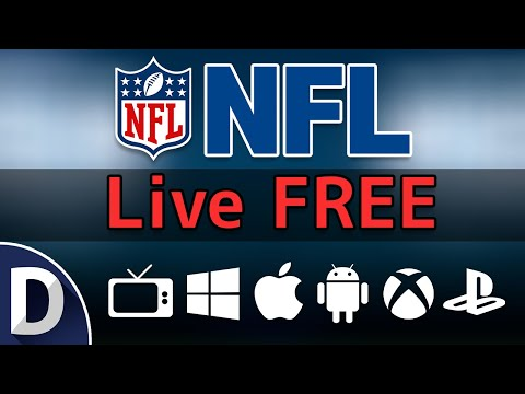 How To Watch NFL Games For FREE Live (iPhone, Android, PC, Mac, Xbox, PS4, Chromecast)