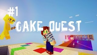 SHEEP SPRINKLES! - CAKE QUEST (EP.1)