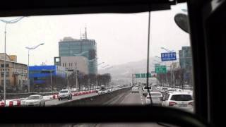 무진대로~무안-광주간 고속도로 동광산TG(Mujin-daero~Muan-Gwangju Expressway E.Gwangsan TG)  (1080p)