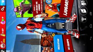 Hack de spider man unlimited android packs infinit
