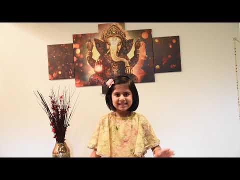 Shree Gananatham Bhajare Song   Deetya
