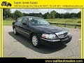 Salit Auto Sales - Black 2009 Lincoln TownCar