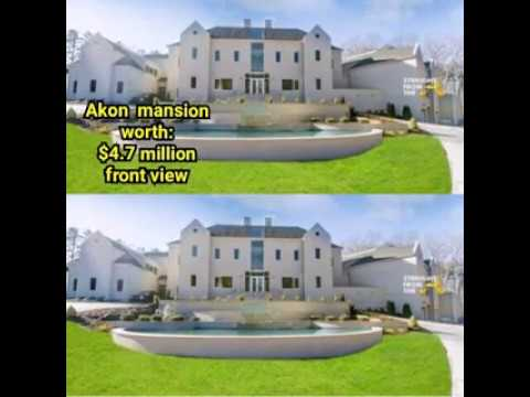 Akon vs Timaya finest mansion who is the richest