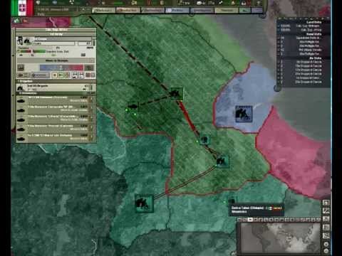 Let's Play Hearts of Iron 3 - Their Finest Hour - Part 1 Avanti italia! (Italy)  w/ PPCC