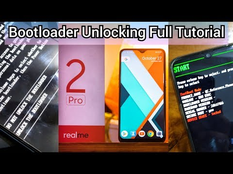 Realme 2 Pro Bootloader Unlock Process Tutorial, Realme Bootloader unlock  Step By Step,OTA Update