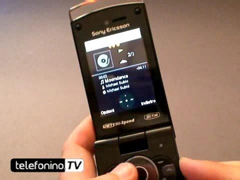 Sony Ericsson w980 videoreview da telefonino.net