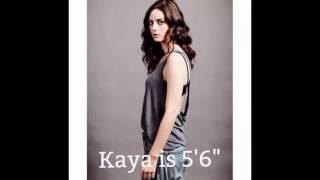 41 Facts about Kaya Scodelario