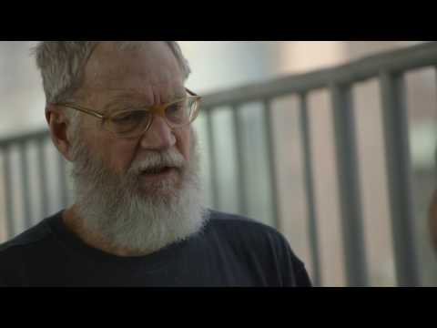 David Letterman Learns About India's Energy Future