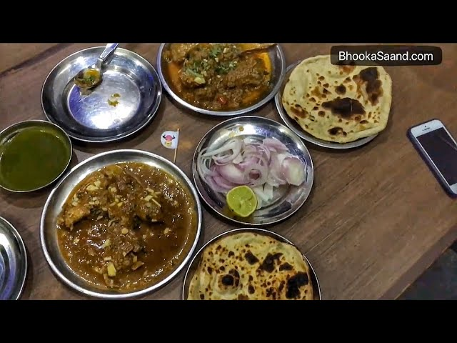 Authentic punjabi food at Chache Da Dhaba