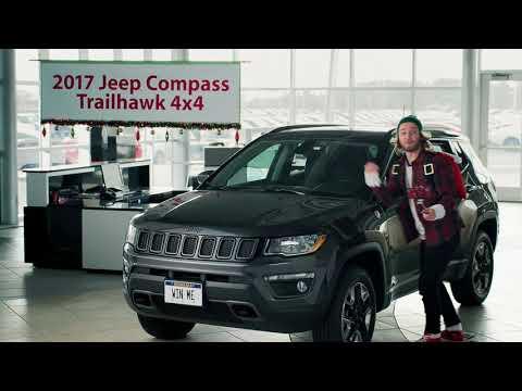 2017 Nebraska Lottery Holiday Commercial, Jeep Dealership