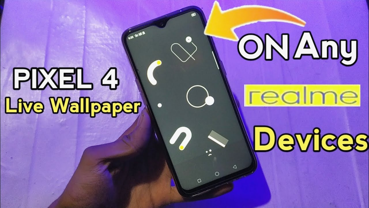 Install Google Pixel 4 Live Wallpapers On Any Android