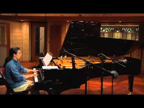 Frederic Chiu plays his arrangement of A. 39 from Bach's St. Matthew's Passion