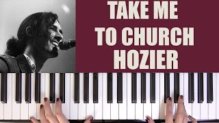 HOW TO PLAY: TAKE ME TO CHURCH - HOZIER Mp3