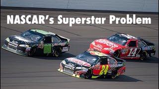 Nascar'S Superstar Problem
