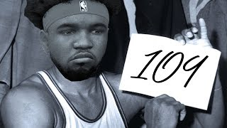 NBA 2K20 MyCAREER - BROKE WILT'S 100 POINT RECORD! OUTSCORED AN ENTIRE TEAM!