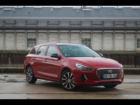 Essai - Hyundai i30 SW : break de charge