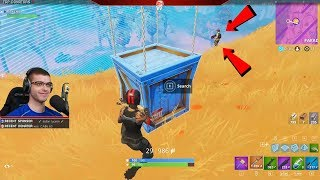 Nick Eh 30 Tries To Troll A Default Skin Then This Happen *Funny*