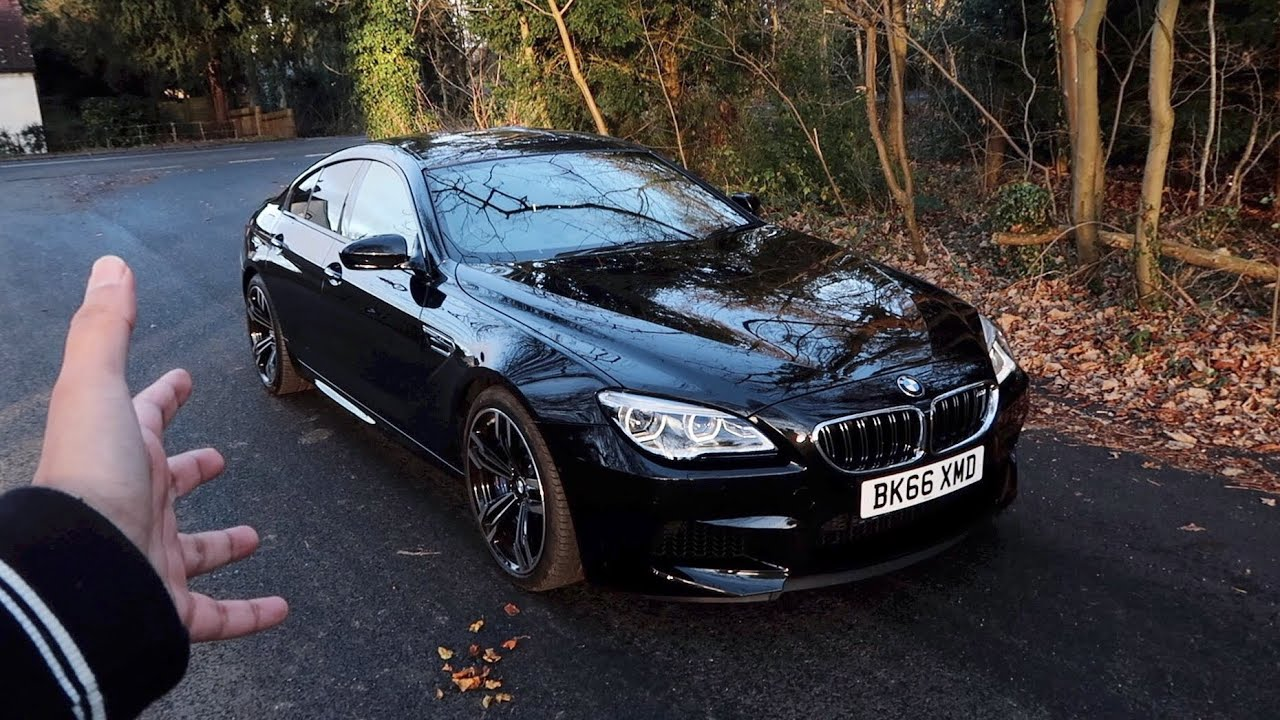 Here S What The 2017 Bmw M6 Gran Coupe Is Like To Drive