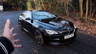 Here's What the 2017 BMW M6 Gran Coupe is like to DRIVE!