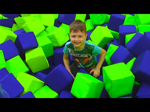 Thumbnail: BAD BABY Indoor Playground Family Fun Play Area Nursery Rhymes Song For Bad Kids