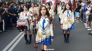JKT48 Team J Marching Band CFD Jakarta