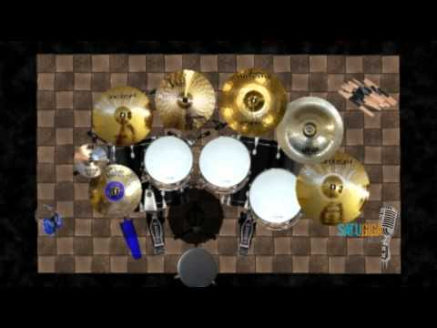 Last Child   Sekuat Hatimu cover Drum |Cok Tra|