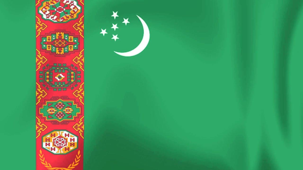 Turkmenistan National Anthem - Garaşsyz, Bitarap Türkmenistanyň Döwlet Gimni (Instrumental)