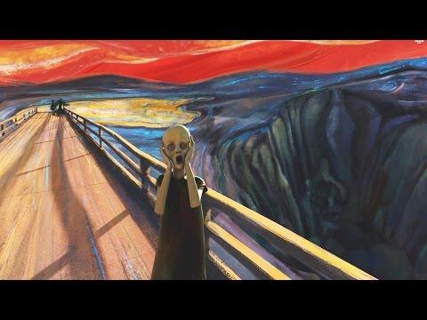 The Scream - Sebastian Cosor - Safe-Frame.com