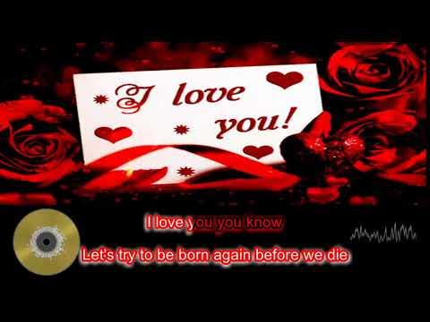LOVE IS FREE FOR ALL - GUS FARAH - Lyrics Karaoke