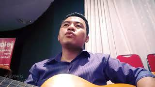 Ku bersyukur - sw (cover chorus by ivan arengsingga) akustik guitar solo.