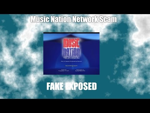 Music Nation Network Exposed (Scam)