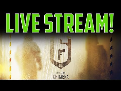 R6: Live Stream Ranking Up In COMPETITIVE!
