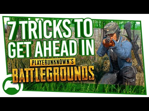 7 Killer Tips And Tricks To Get Ahead In PlayerUnknown&39;s Battlegrounds