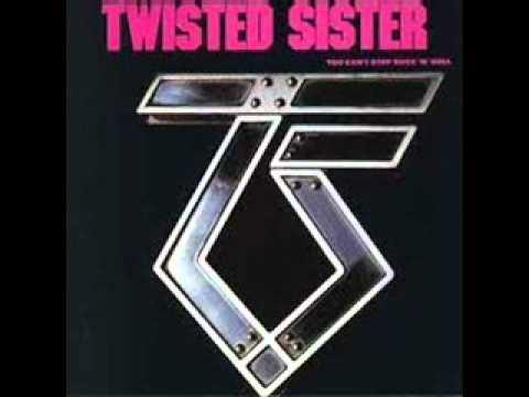 Twisted Sister-I Am (I'm Me)