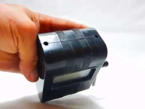 Antiguo generador de corriente alem n youtube - Generador de corriente ...
