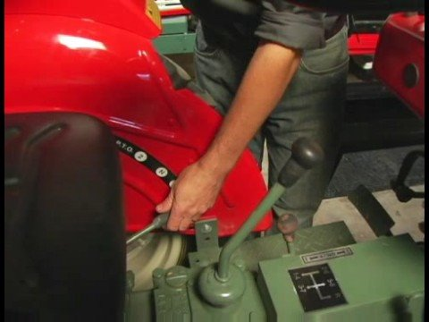 How to Drive & Operate a Tractor : How to Shift Gears on a