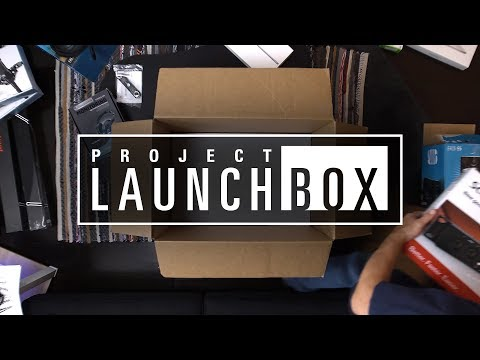 Take Off with Project LaunchBox - The Hub