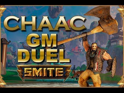 SMITE! Chaac, Poke y sutain esto lo recordaba asi xD! GM Duel #44