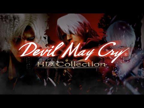 PS4/Xbox One/PC『デビル メイ クライ HDコレクション』