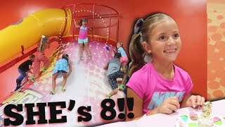 WOW! She's Turning 8 Years Old! / GOING BIG for Hallie's Birthday Party!