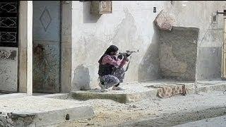 Siria, reportage sul fronte della battaglia di Aleppo