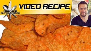 Doritos Chicken Bake - Nicko's Kitchen