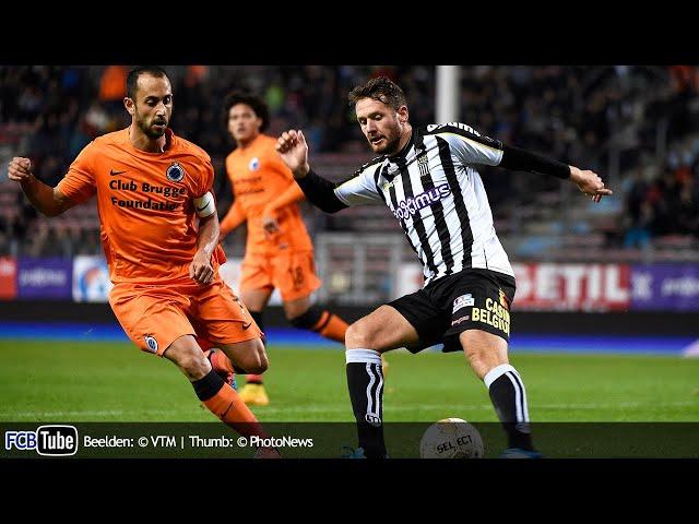 2014-2015 - Jupiler Pro League - 14. SC Charleroi - Club Brugge 0-0