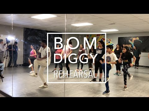 Dharmesh Yelande Workshop || BOM DIGGY||YUVA DANCE ACADEMY MD USA