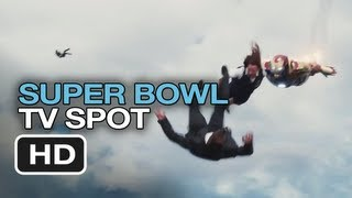 Iron Man 3 Super Bowl Spot (2013) Marvel Movie