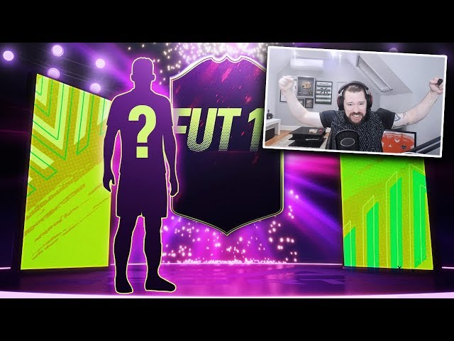 INSANE FUTURE STARS PACK PULL! - FIFA 19 Ultimate Team