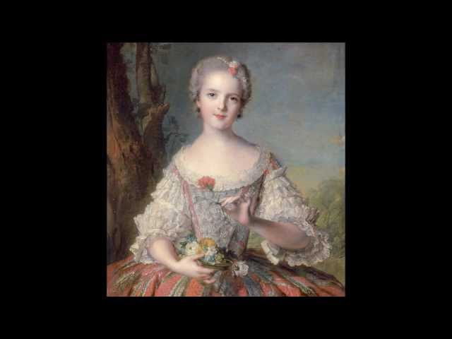 Jean-Philippe Rameau, Concert en sextuor Nº6, La Poule, Menuetto I et II....