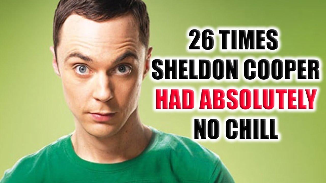 Sheldon Cooper Vater