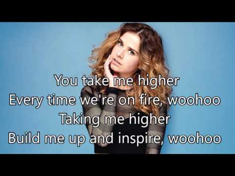 Laura Tesoro  - Higher karaoke