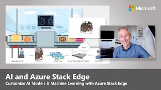 Azure AI and Machine Learning | Using Azure Stack Edge to help stop Animal Trafficking